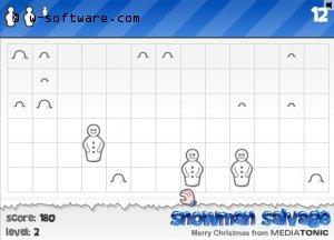Snowman Salvage