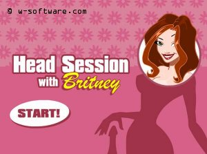Britney head session