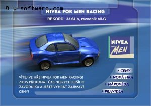Nivea for men racing