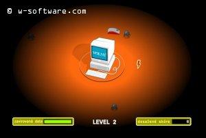 Volný - Virus game